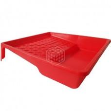 Ванночка DERZHI для краски пластиковая 330х350мм (1/50) 383-01-3335