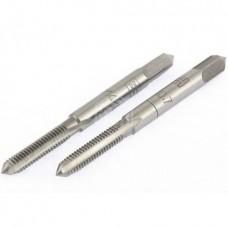 """Метчики """"Сибртех"""" ручные, М 4х0,7мм, сталь инструментальная 9 XC, <2шт> (1/10/1500) 76609"""
