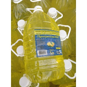 Мыло Жидкое Лимон 5 л