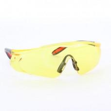 Очки защитные OREGON поликарбонатные желтые