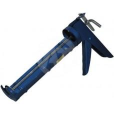 Пистолет для герметиков STAYER СТАНДАРТ полукорпусной, гладкий шток, 310мл