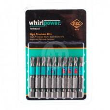Насадка Whirlpower PZ №3х50 для больших нагрузок, 10 шт