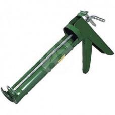 Пистолет для герметиков STAYER СТАНДАРТ полукорпусной, зубчатый шток, 310 мл