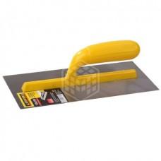 Гладилка Stayer Master, стальная, с пластмассовой ручкой, 120х280 мм
