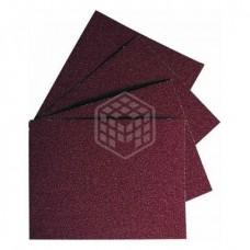 Шлиф-лист Matrix, №80, 230х280 мм, тканевая основа, водостойкая, 10 шт, 75641