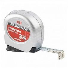 Рулетка Matrix Мagnetic, 3 м х 16 мм