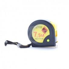 Рулетка Энкор с фиксатором+кнопка пауза РФ2-7,5-25 7,5 м