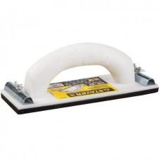 Терка Stayer, для шлифования, с металлическим фиксатором, 80х230 мм