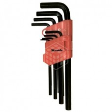 Набор удлинённых имбусовых ключей Matrix, 1,5-10 мм, 9 шт.