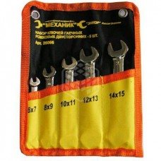 Набор рожковых ключей Энкор, 5 шт. 26066