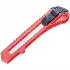 Нож Matrix, с выдвижным лезвием, 18 мм, 78929