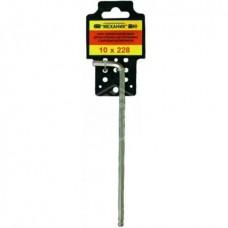 Ключ-шестигранник Энкор, на блистере, 10 мм