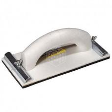 Терка Stayer, для шлифования, с металлическим фиксатором, 120х230 мм