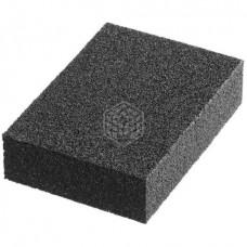Губка для шлифования Stayer Master, четырёхсторонняя, Р80; 100x68x26 мм