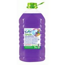 Гель для посуды  Forest сlean  Целебные травы концентрат Премиум, 5 литров ПЭТ