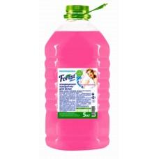 Кондиционер для белья   Forest сlean Самое мягкое прикосновение КОНЦЕНТРАТ, 5 литров, розовый ПЭТ