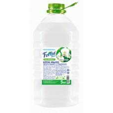 Крем мыло  Forest сlean Белая орхидея , 5 литров, перламутр ПЭТ