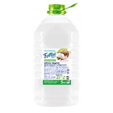 Крем мыло  Forest сlean Кокос и молоко , 5 литров, перламутр ПЭТ