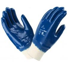 Перчатки МБС с нитриловым покрытием ЛЮКС