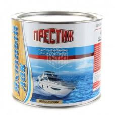 Лак алкидно-уретановый яхтный Престиж полуматовый 1,9 кг