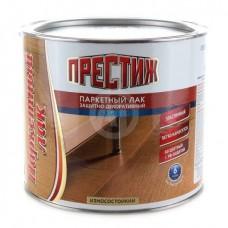 Алкидно-уретановый лак Престиж Паркетный глянец 1,9 кг