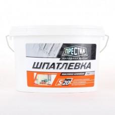 Шпатлевка масляно-клеевая Престиж 5 кг