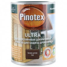 Пропитка Pinotex Ultra, № 03 тик, 1 л
