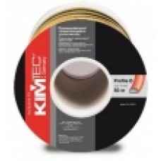 Уплотнитель промышленный Kim Tec D 10х12 мм черный 50 м