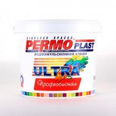 Краска PERMOPLAST Ультра для внутренних и внешних работ 25 кг