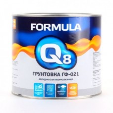 Грунтовка Formula Q8 ГФ-021 красно-коричневая 1,9 кг
