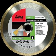 Алмазный диск Fubag Keramik Extra 200*30/25,4 мм