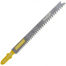Пилка для электролобзика Энкор, 91 мм, древесина, фанера, T234 X PROGR, 27020