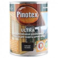 Пропитка Pinotex Ultra, № 09 палисандр, 1 л