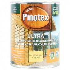 Пропитка Pinotex Ultra, № 01 бесцветный (база под колеровку Tinting base), 1 л