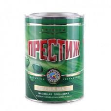 Краска масляная Престиж МА 15 зеленая 0,9 кг