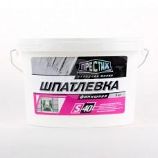 Шпатлевка латексная Престиж 5 кг