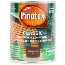 Пропитка Pinotex Classic, № 03 тик, 1 л