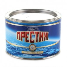 Эмаль Престиж ПФ 115 красная 0,4 кг