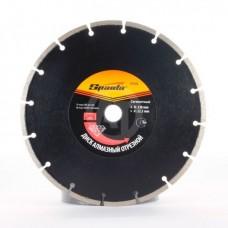 Диск отрезной алмазный Sparta Turbo сухая резка 230*22,2 мм сегментный