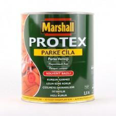 Лак паркетный Marshall Protex Marshall полуматовый 2,5 л