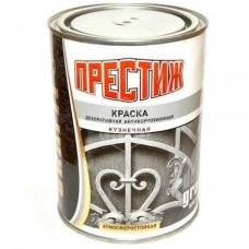 Краска кузнечная Престиж, с эффектом Grafit, чёрная, 0,9 кг