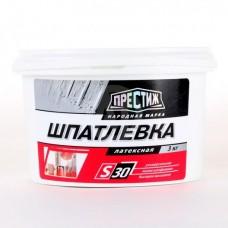 Шпатлевка латексная Престиж 3 кг