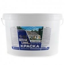 "Краска Радуга ВД-АК ""Ultralines"" фасадная 14 кг"
