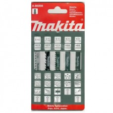 Набор пильных полотен Makita (5 шт) для лобзика