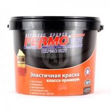 Краска моющаяся фасадная PERMOKOT №200 10 кг