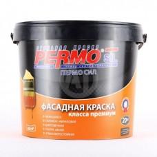Фасадная краска на силиконовой основе PERMOSIL 20 кг