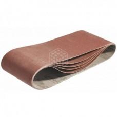 Лента шлифовальная Makita, зернистость K120, 100х610 мм, 5 шт