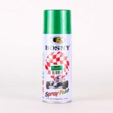 Краска-аэрозоль Bosny №37 зеленая трава 400 мл
