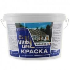 "Краска Радуга ВД-АК ""Ultralines"" фасадная 5 кг"