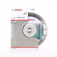 Диск алмазный сегментный Bosch по бетону 230*22,23*1,6 мм
